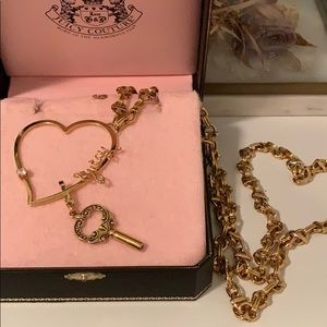 Juicy Couture Jewelry - Juicy couture chain necklace